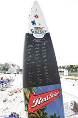 Sunset Bar, Maho Beach, St. Maarten
