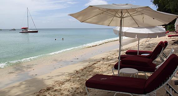 Colony Club Beach, Barbados
