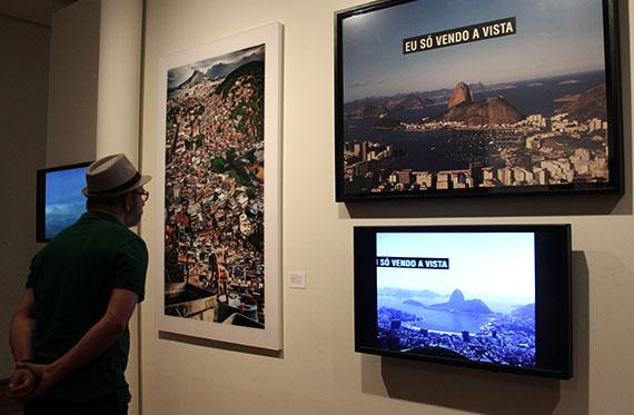 Exposição Rio de Imagens no MAR
