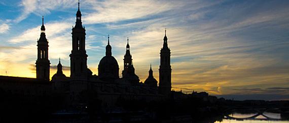 Zaragoza em um dia, mais um guia perfeito do Tony e da Cecília 1