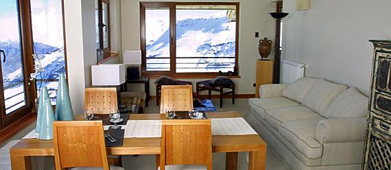 Em casa na neve: alugue um apê em Valle Nevado #ad 1