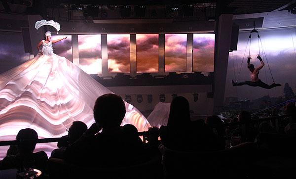 Two70, o teatro hi-tech do Quantum of the Seas
