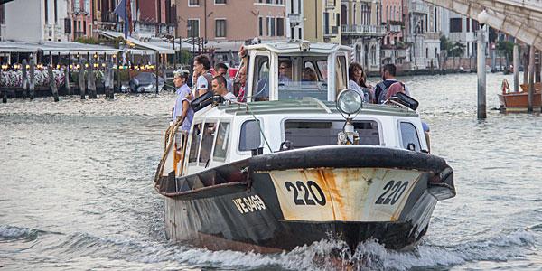 Veneza: como se deslocar