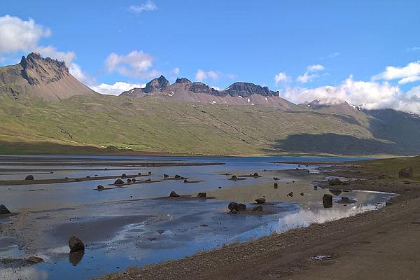 Islândia dicas: berufjordur