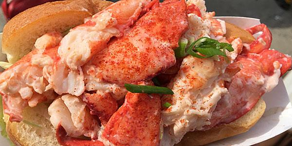 Onde comer em Nova York Lukes Lobster