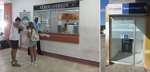 Que moeda eu levo para a Colômbia real dólar peso
