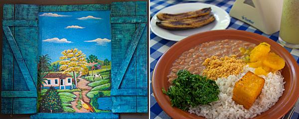 Onde comer em Gonçalves: Chiquinho - as dicas do Viaje na Viagem