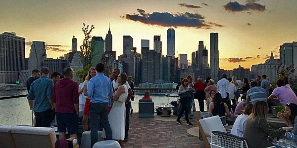 Rooftop bars Nova York: 1 Rooftop
