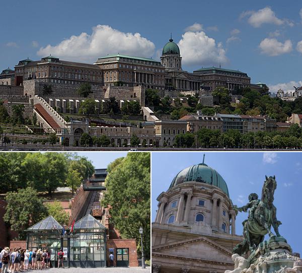 Budapeste: Castelo de Buda