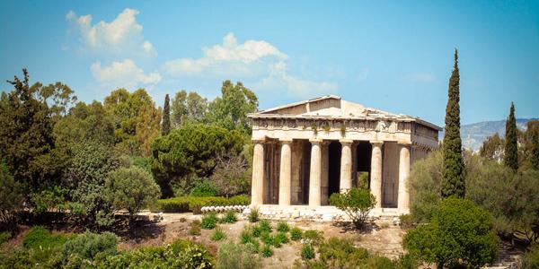 As delícias de Atenas em maio, na viagem da Gabriela 1