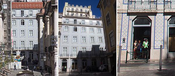 Lisboa: atalho ao Castelo
