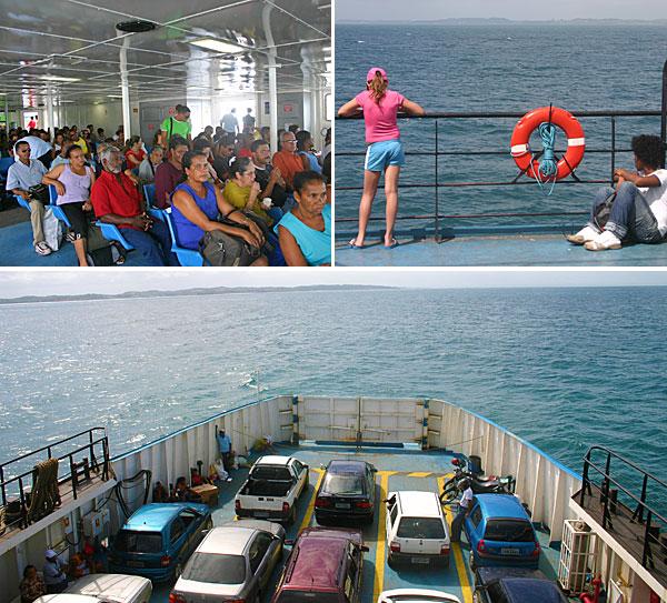 Ferry boat de Itaparica