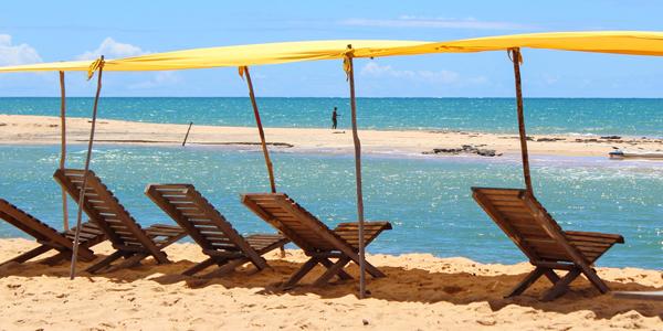 Caraíva Praia da Barra